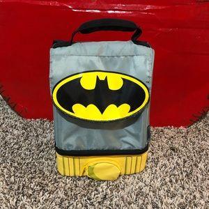 Batman Thermos lunch box
